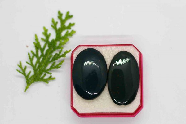 blood stone is a type of gemstone